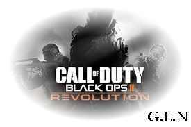 COD Black Ops 2 Revolution Xbox 360