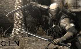 Metal Gear Rising Revengeance Cyborg