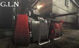 Metal Gear Rising Revengeance Pillbox
