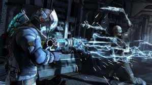 Dead Space 3 glitch