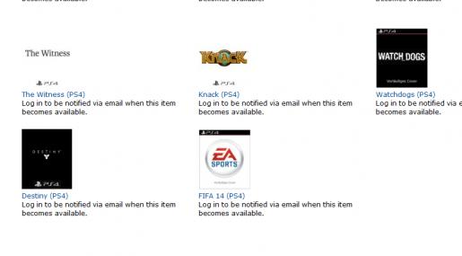 FIFA 14 Amazon Listing