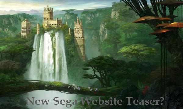 Sega Teaser
