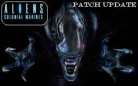 aliens colonial marines patch update