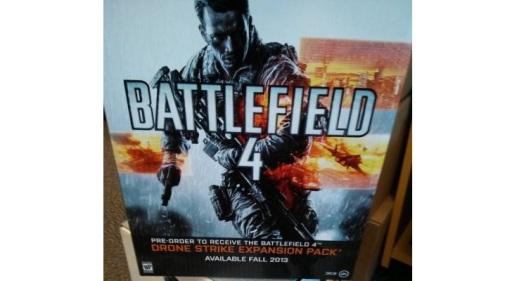 Battlefield 4 Drone Strike DLC
