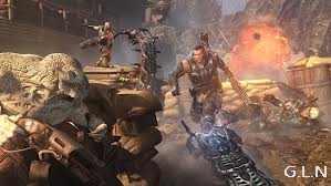 Gears of War Judgment Haven DLC