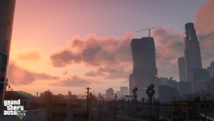 GTA V City Screenshot