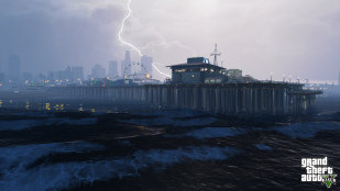 GTA V Docks Screenshot