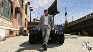 GTA V Screenshot 1