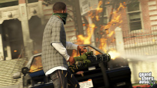 GTA V Anarchy Screenshot