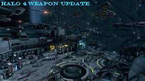 Halo 4 Weapon Update