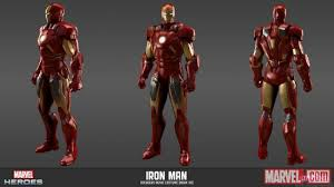 Marvel Heroes Iron Man