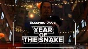 Sleeping dogs year of the snake
