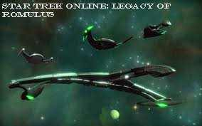 Star Trek Online Legacy of Romulus