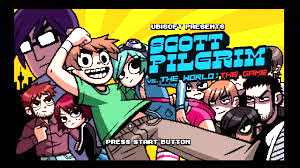 The Scott Pilgrim vs The World