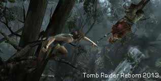 Tomb Raider Reborn 2013