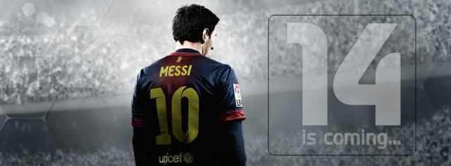 FIFA 14 Reveal