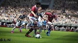 FIFA 14 Dribbling