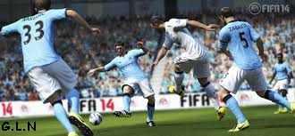 FIFA 14 Passing