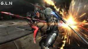 Metal Gear Rising Revengeance Bladewolf