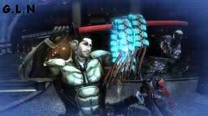 Metal Gear Rising Revengeance Jetstream Sam
