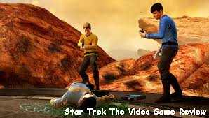 Star Trek The Video Game Review