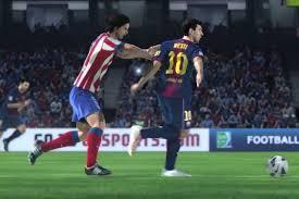 FIFA 14 Messi