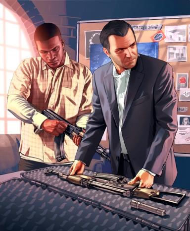 GTA 5 Guns