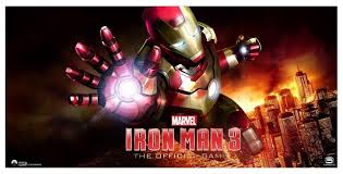 Iron Man 3 Video Game