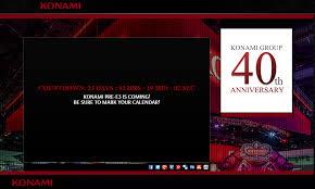 Konami E3 Show 2013