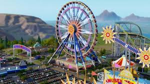 Sim City Theme Park add-on
