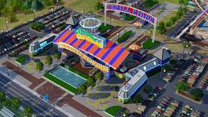 Sim City Theme Park