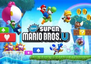 Super Mario Bros 2 Wii U