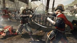 Assassin's Creed 4 Gameplay