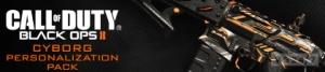 Black Ops 2 Cyborg Pack
