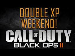 Black Ops 2 Free XP Weekend