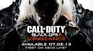 COD Black Ops 2 Vengeance