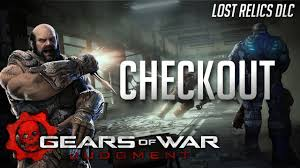Gears of War Judgment Lost Relics DLC