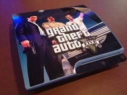 GTA PS3 Console