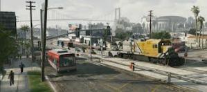 GTA V Public Transport