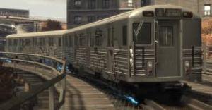 GTA V Trains