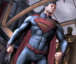 Man of Steel Injustice DLC