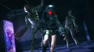 Resident Evil Lady Hunk