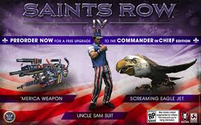 Saints Row IV Bonus