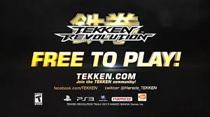 Tekken Revolution PS3
