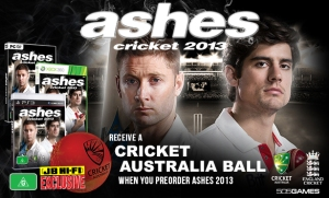 Ashes Cricket 13