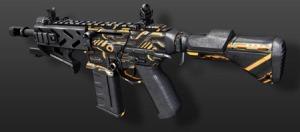 Black Ops 2 Cyborg