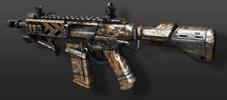 Black Ops 2 Paladin Camo