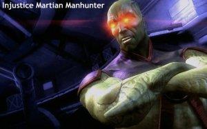 Injustice Martian Manhunter