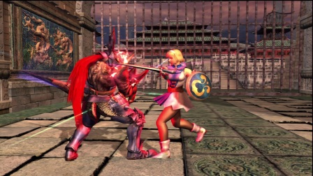 SoulCalibur 2 HD Remake