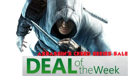 Assassins Creed Series Sale